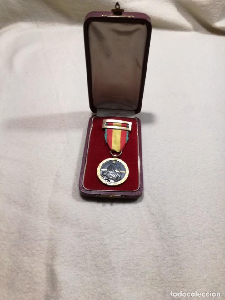MEDALLA DE LA CAMPAÑA 1936-39. GUERRA CIVIL ESPAÑOLA, LEGIÓN CÓNDOR (Militar - Medallas Españolas Originales )