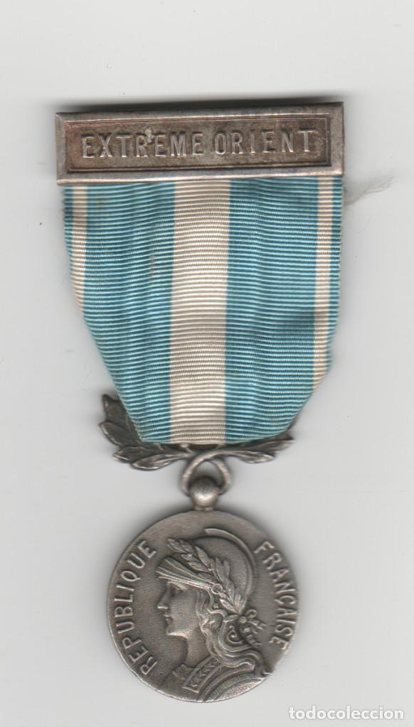 FRANCIA- MEDALLA COLONIAL-EXTREMO ORIENTE (Militar - Medallas Internacionales Originales)