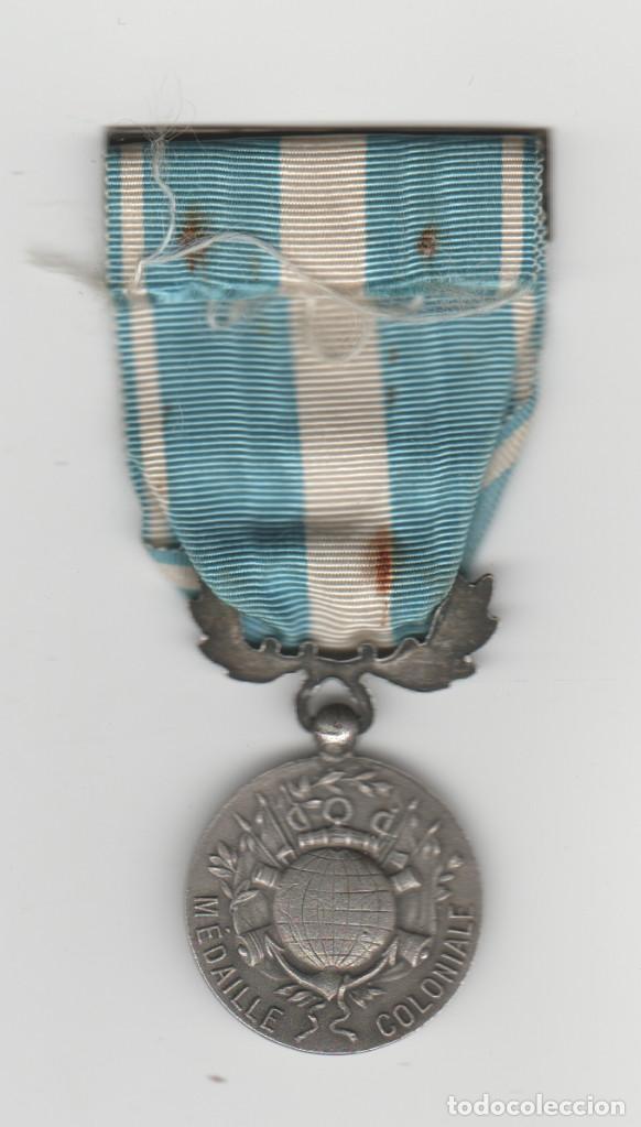 Militaria: FRANCIA- MEDALLA COLONIAL-EXTREMO ORIENTE - Foto 2 - 194405708