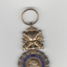 Militaria: FRANCIA- 1870- VALOR Y DICIPLINA. Lote 194405780