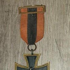 Militaria: CRUZ DE HIERRO DIVISION AZUL FABRICACION ESPAÑOLA. Lote 194509042