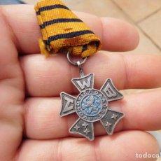 Militaria: MEDALLA HOLANDESA A IDENTIFICAR. Lote 194510598