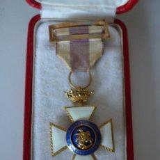 Militaria: MEDALLA A LA CONSTANCIA MILITAR - EPOCA FRANCO - FERNANDO VII. Lote 194511707