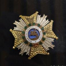 Militaria: C.R. MEDALLA MILITAR, CRUZ REAL, PREMIO A LA CONSTANCIA, ORDEN DE SAN HERMENEGILDO. Lote 194561893