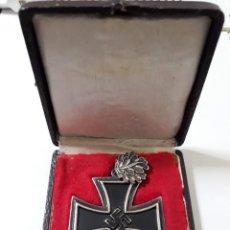Militaria: CRUZ ALEMANA DE LA SEGUNDA GUERRA MUNDIAL,CON CAJA.. Lote 194613395