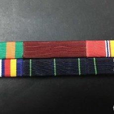 Militaria: PASADOR CONDECORACIONES US NAVY. Lote 194613555