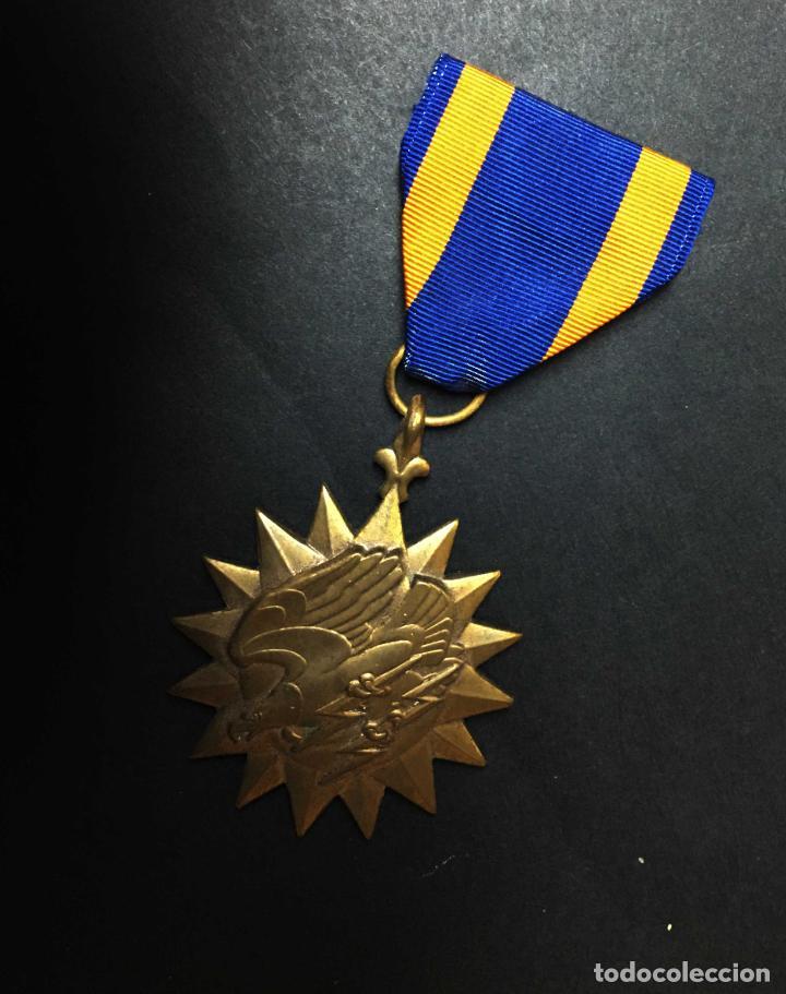 MEDALLA AÉREA USA VIETNAM (Militar - Medallas Extranjeras Originales)