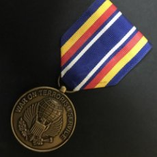 Militaria: US NAVY SERVICIO GUERRA CONTRA EL TERRORISMO. Lote 194620823