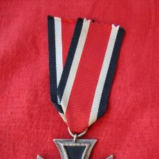Militaria: MEDALLA CONDECORACIÓN ALEMANA II SEGUNDA GUERRA MUNDIAL CRUZ DE HIERRO III REICH 100% ORIGINAL !!!. Lote 194718383
