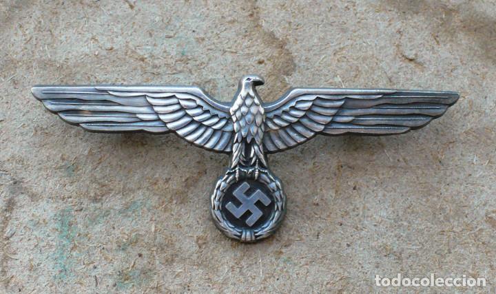 SIGNO DE LA WEHRMACHT EN EL COFRE AGUILA.TERCER REICH (Militar - Reproducciones y Réplicas de Medallas )