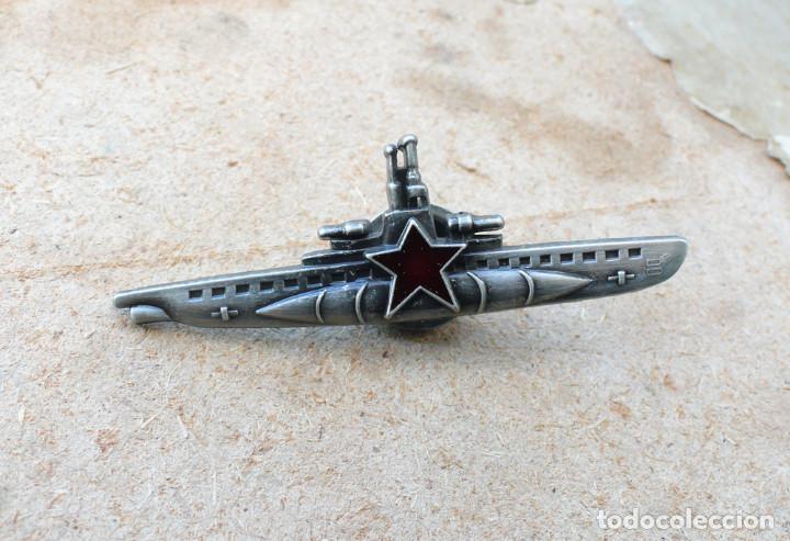 Militaria: insignia de comandante submarino.SOVIETICA URSS - Foto 5 - 194770296