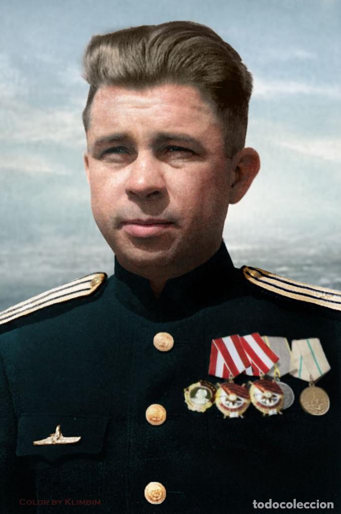 Militaria: insignia de comandante submarino.SOVIETICA URSS - Foto 6 - 194770296