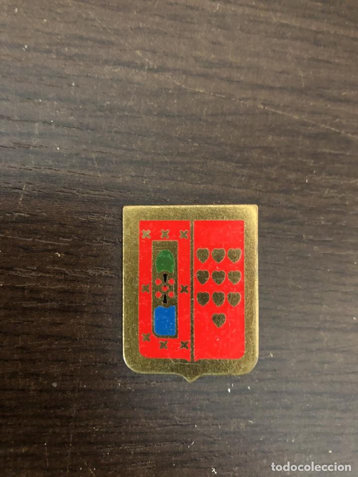 CHAPA UNIDAD BRIPAC (Militar - Medallas Españolas Originales )