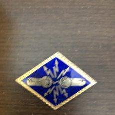 Militaria: INSIGNIA TELECOMUNICACIONES BRIPAC. Lote 194912296