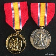 Militaria: DEFENSA NACIONAL USA 2 FABRICANTES . Lote 194929441