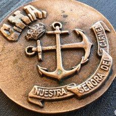 Militaria: MEDALLA DE MANO MILITAR - MARINA. Lote 189148891