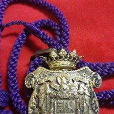 Militaria: MEDALLA Y CORDON JUSTICIA. EPOCA FRANCO. Lote 195093166