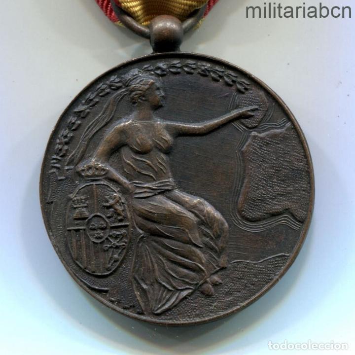 Militaria: Medalla de España y África 1912. - Foto 2 - 195109652
