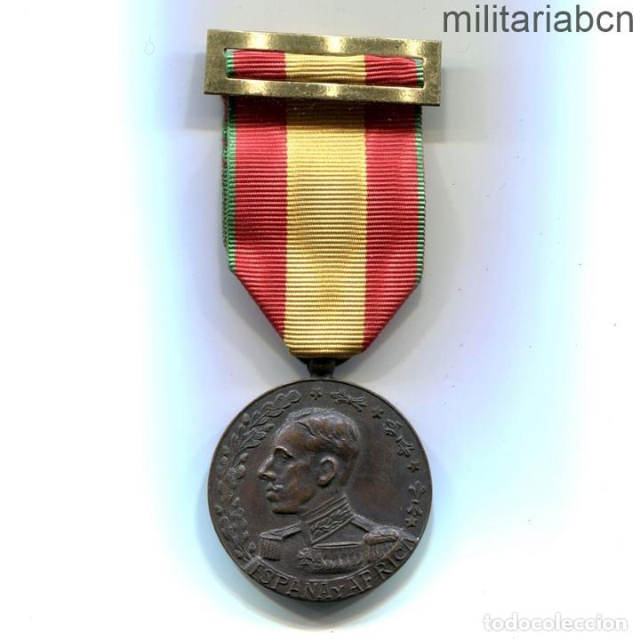 Militaria: Medalla de España y África 1912. - Foto 3 - 195109652