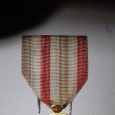 Militaria: ANTIGUA MEDALLA DE FRANCIA DEL AÑO 1950 DE LOS FERROCARRILES. Lote 195139398