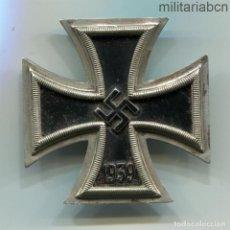 Militaria: ALEMANIA III REICH. CRUZ DE HIERRO 1ª CLASE, 1939. MARCADA 16 ALOIS RETTENMAIER, SCHWABISCH/GMUND. Lote 195213368