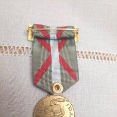 Militaria: MEDALLA EUSKADI PAÍS VASCO TRANSICIÓN. Lote 195237795