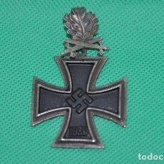 Militaria: CRUZ DE CABALLERO DE LA CRUZ DE HIERRO-3ER REICH ALEMANIA. Lote 195251247
