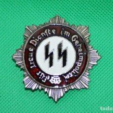 Militaria: FÜR TREUE DIENSTE IM GEHEIMPOLIZEI-3ER REICH ALEMANIA. Lote 195255398