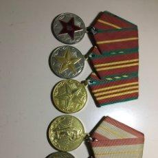 Militaria: MEDALLAS CCCP. Lote 195332510