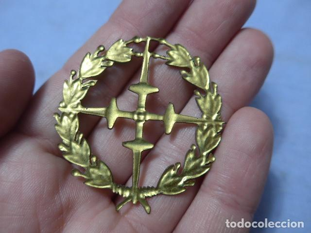 Militaria: * Antigua medalla de chapa laureada de san fernando, tipo colectiva, guerra civil. Original. ZX - Foto 4 - 195340930