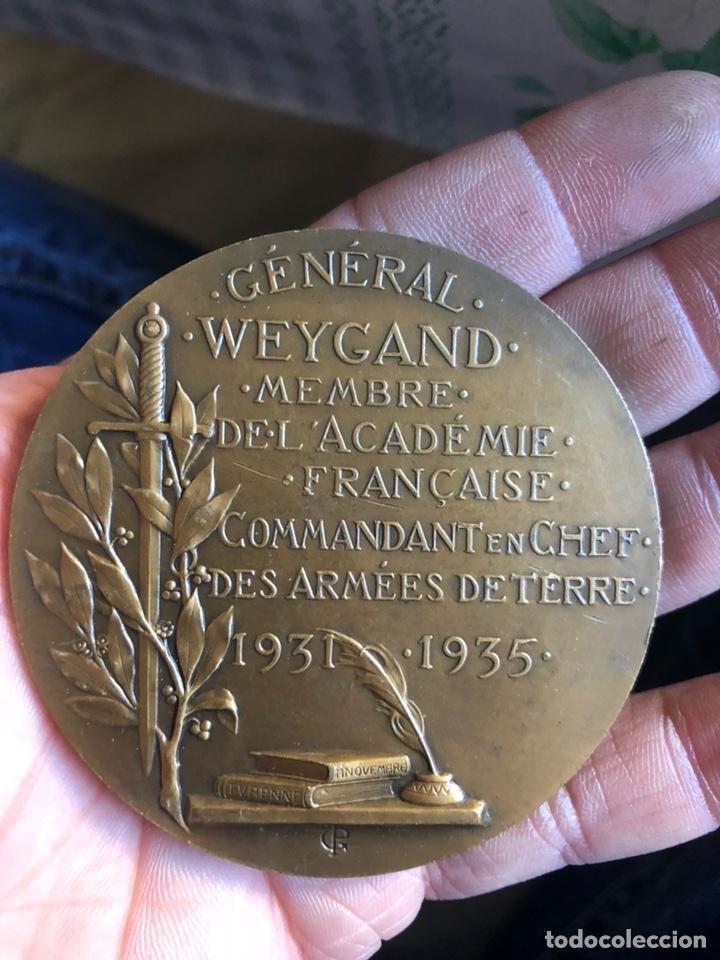 Militaria: Bonita medalla militar francesa antigua - Foto 2 - 195413628