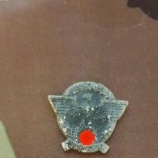 Militaria: INSIGNIA DE LA POLICÍA NAZI ALEMANA DE LA SEGUNDA GUERRA MUNDIAL . Lote 195421962