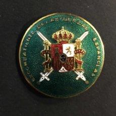 Militaria: EXCOMBATIENTES FUERZAS ESPAÑOLAS. Lote 195467623