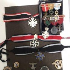 Militaria: OFERTA LOTE MEDALLAS WWII. Lote 195531545