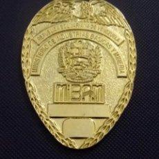 Militaria: MEDALLA MINISTERIO INDUSTRIAS BÁSICAS Y MINERÍA. VENEZUELA. Lote 195627597