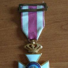 Militaria: MEDALLA PREMIO A LA CONSTANCIA MILITAR. Lote 195636858