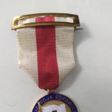 Militaria: CRUZ ROJA DÍA DE LA BANDERITA FECHADA EN 1948. Lote 195954441