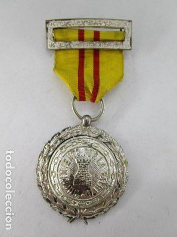LEGION CONDOR. MEDALLA DE SUFRIMIENTO POR LA PATRIA PARA EXTRANJEROS (Militar - Medallas Españolas Originales )