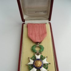 Militaria: HONEUR ET PATRIE - MEDALLA REPUBLICA FRANCESA 1870 - CON ESTUCHE ORIGINAL - EXCELENTE ESTADO. Lote 196936106