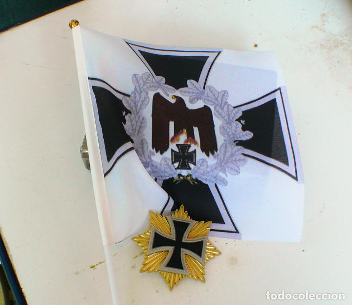 Militaria: Estrella de la gran cruz de la cruz de hierro. Stern zum Großkreuz des Eisernen Kreuzes - Foto 10 - 214548478