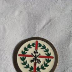 Militaria: INSIGNIA TERCIO SAHARIANO JUAN DE AUSTRIA DE LA LEGION.EJERCITO ESPAÑOL.MILITAR.FRANQUISTA.LEGIONARI. Lote 197169887