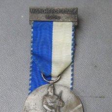 Militaria: MEDALLA. MARCHE POPULAIRE. 1969. HUGUENIN LE LOCLE. Lote 197225932
