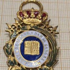 Militaria: MEDALLA DE DISTINCION DE LA NOCHE DEL 7 DE OCTUBRE DE 1841. Lote 197344176
