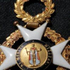 Militaria: CRUZ LAUREADA DE SAN FERNANDO . Lote 197425807
