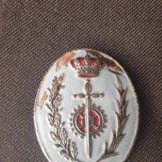 Militaria: PLACA MILITAR. Lote 197323431