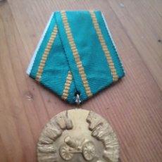 Militaria: BULGARIA: MEDALLA 100 ANIVERSARIO LEVANTAMIENTO DE ABRIL DE 1876 CONTRA IMPERIO OTOMANO - CENTENARIO. Lote 197555282