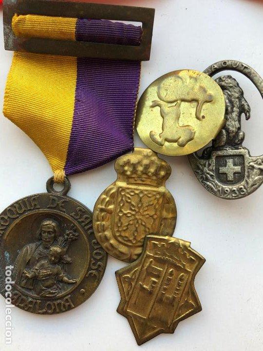 Militaria: LOTE VARIADO DE INSIGNIAS Y MEDALLAS VARIADAS MILITARES. - Foto 11 - 197734383
