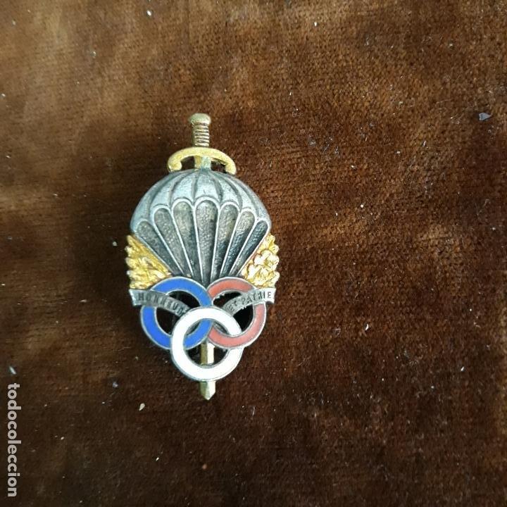 MEDALLA FRANCESA PARIS DRAGO (Militar - Medallas Extranjeras Originales)