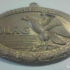 Militaria: DLRG SOCIEDAD ALEMANA DE SALVAMENTO. HANNOVER. 1978. Lote 198497182