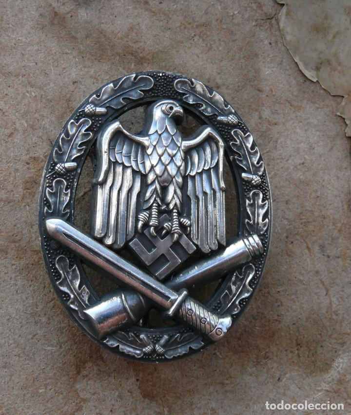 Militaria: 5 insignias .Tercer Reich. LOTE 1 - Foto 8 - 198573187